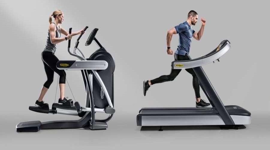 Trening cardio na bieżni - trener personalny poznań
