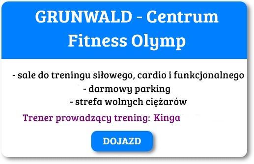 Adres klubu fitness gdzie można odbyć trening personalny