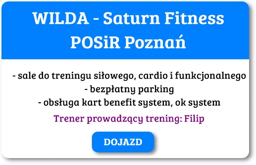 Treningi personalne Wilda Poznań