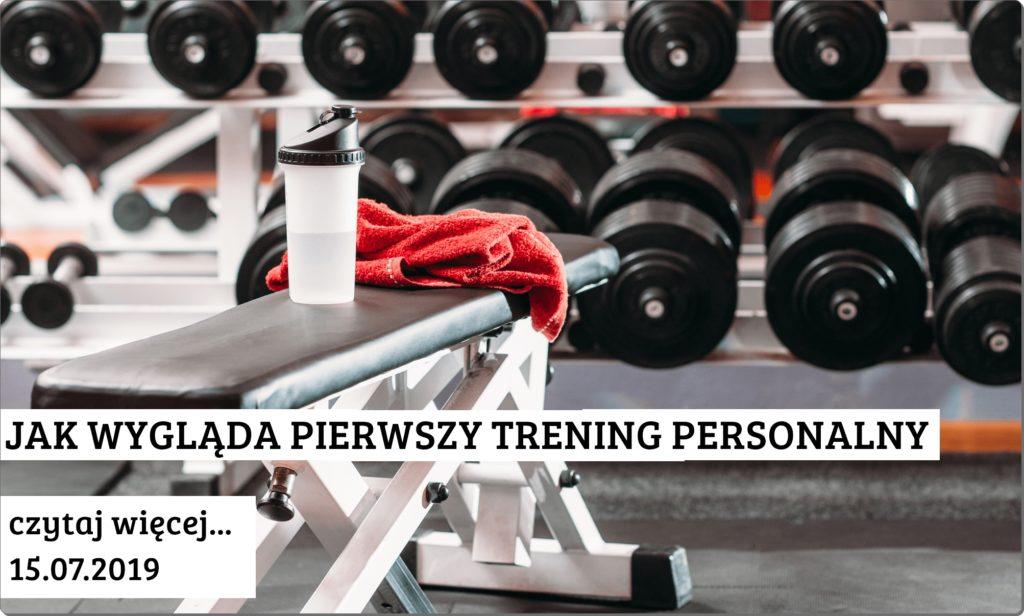 Pierwszy trening z trenerem w Poznaniu